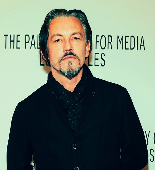 Tommy Flanagan. He is just simply adorable :)
