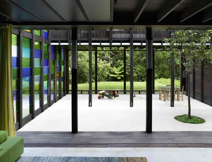 Gallery - Raven Street House / James Russell Architect - 1