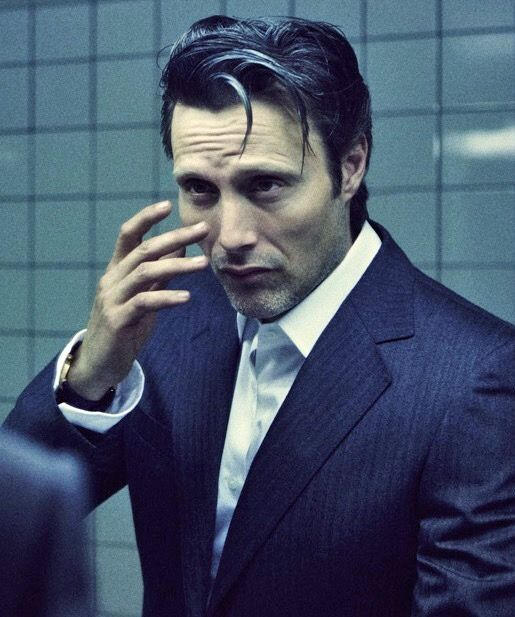 Mads Mikkelsen, such an amazing actor