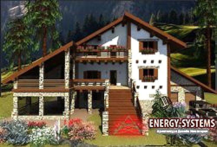 Проектирование дома в стиле шале. ПРОЕКТИРОВАНИЕ ДОМА В СТИЛЕ ШАЛЕ: КЛЮЧЕВЫЕ ОСОБЕННОСТИ ЕГО АРХИТЕКТУРЫ  Тот факт, что стиль шале, собственно говоря, и не является отдельным стилистическим направлением в архитектуре современных домов, совершенно не останавливает желающих построить себе жилище именно... http://energy-systems.ru/main-articles/architektura-i-dizain/9170-proektirovanie-doma-v-stile-shale #Архитектура_и_дизайн #Проектирование_дома_в_стиле_шале