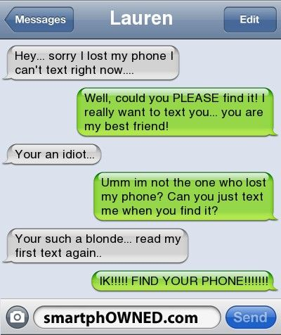f75c47d3f1507851dbaf64aab735f95f blonde moments the girl who best 25 funny phone texts ideas on pinterest funny text,Phone Text Meme