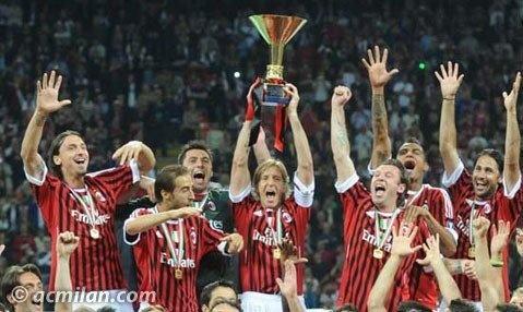 Ac Milan, Mario's favorite team