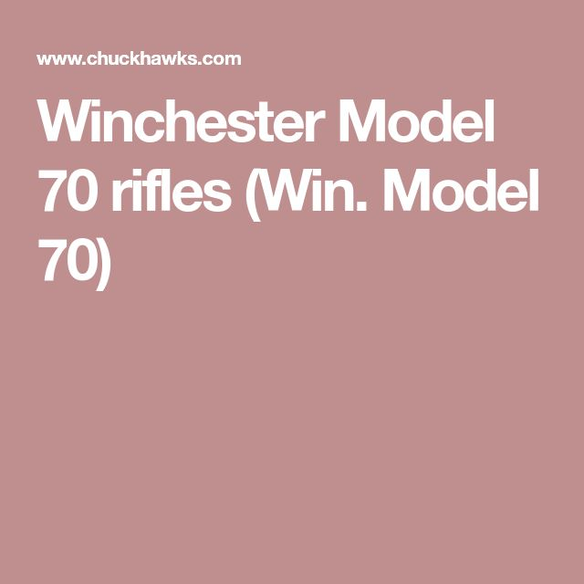 The  Best Winchester Model  Ideas On   Winchester
