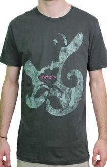 Smell the Roses Vintage Owl City - Owl City Tour Vintage Owl City - Official Online Store on District Lines