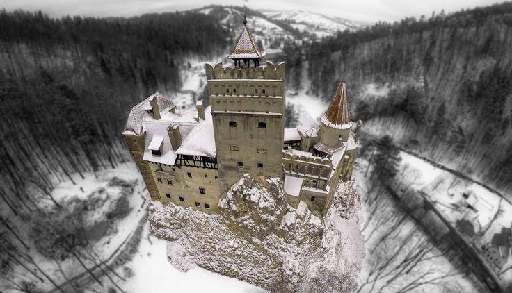 Bran Castle, Brașov County , România