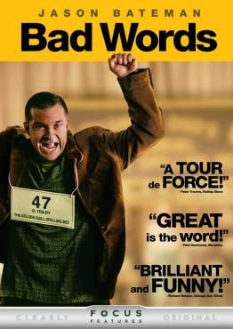 Bad Words--If you love Jason Bateman and his off-handed, sometimes inappropriate humor, you will LOVE this movie, had me LMAO!!! some of the jokes were just soooooo wrong, but I still couldn't get enough!!!!!!!!!!