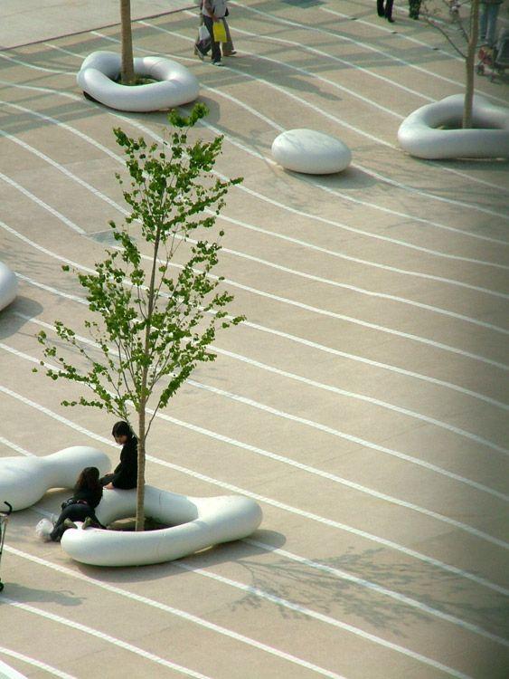 04 WAVE GARDEN « Landscape Architecture Works   Landezine: