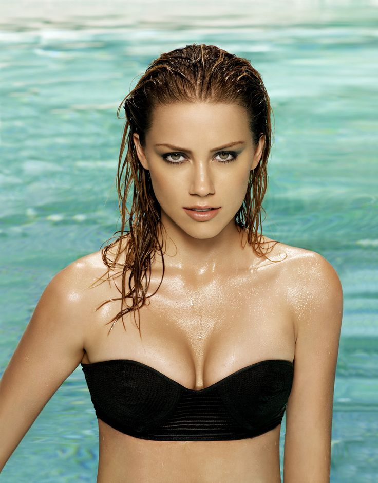 Amber Heard's breakthrough came in 2008 with roles in Never Back Down and Pineapple Express