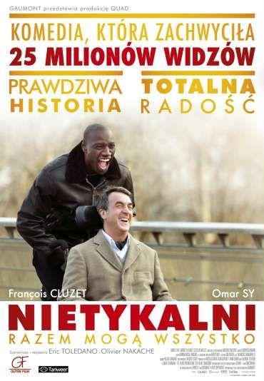 FILMY - NIETYKALNI