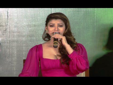 OMG ! Urvashi Rautela CRYING while talking about Great Grand Masti failure.