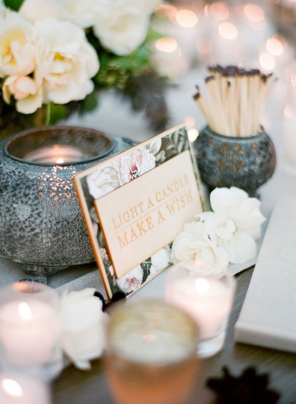 Light a Candle Guest Book