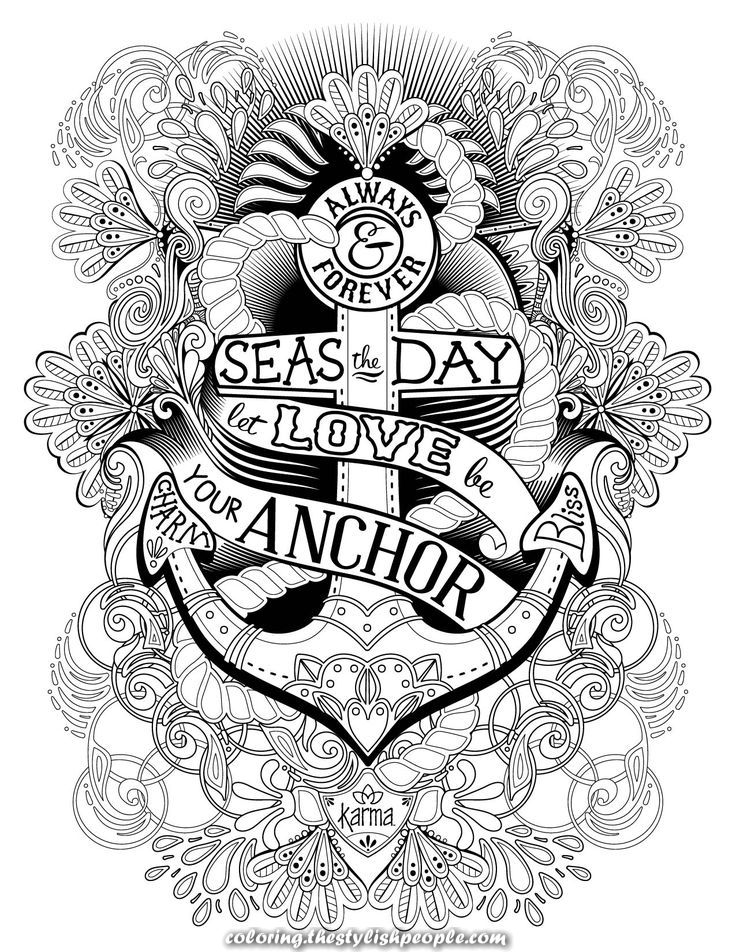 The Best Finest Promoting Anchor Bracelet Skull Coloring Pages Valentine Coloring Pages Emoji Coloring Pages