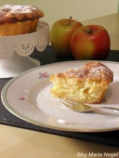 Apfel-Zimt-Läsekuchen