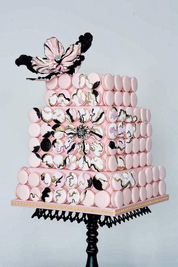 Inspiration : Gâteaux de mariage | Tout pour mon mariage
