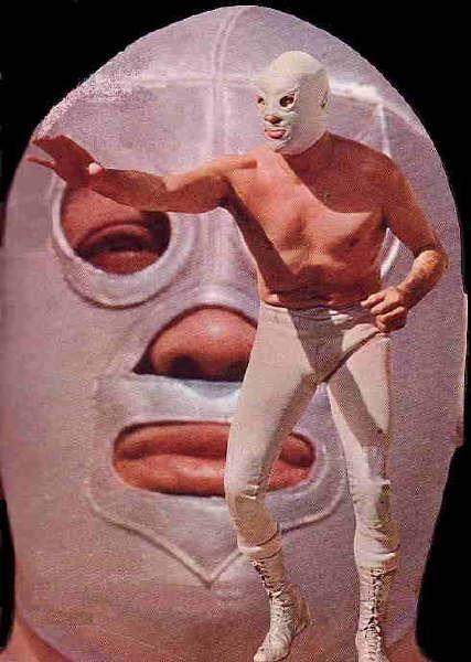 luchalibremexicana: Un día como ayer pero de 1984 nos dejo un grande Rodolfo Guzmán Huerta, el Santo el Enmascarado de Plata. QEPD.