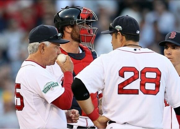 Red Sox Woes Not All On Bobby Valentine