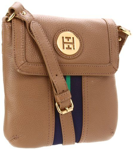 Tommy Hilfiger XBODY Leather Crossbody - Cross-Body Bags - Clutches
