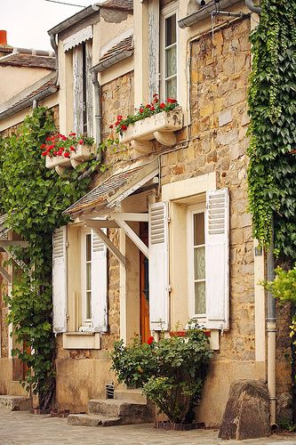 Barbizon, France ...such a charming little town.