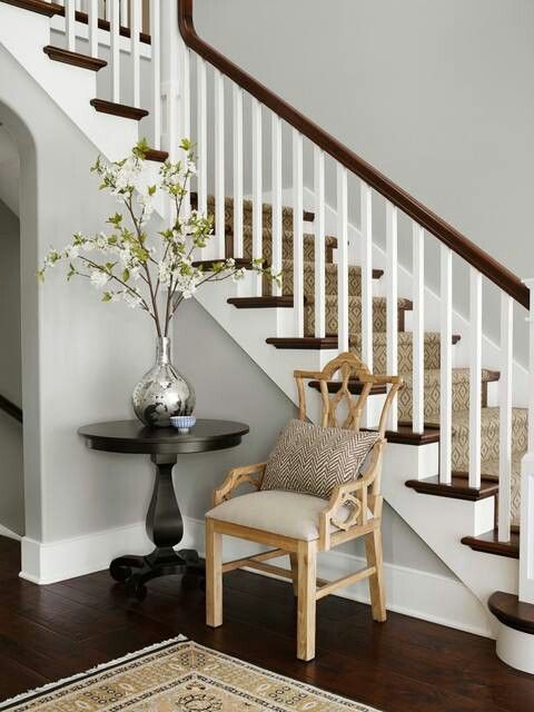 Small Round Foyer Table Chair IDEAS Pinterest