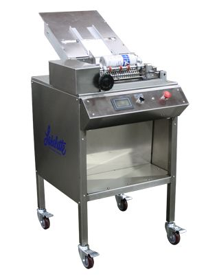 Labeling machines by Accutek are ideal to automatically place and secure most label types onto wide assortment of container types! Accutek offers 3 types of labeling machines - Pressure Sensitive Labelers, Hot Melt Glue Labelers and Sleeve Labelers