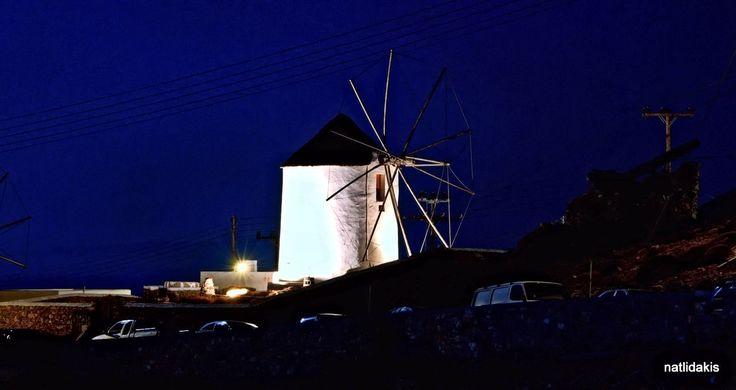 Windmill by Nikos Atlidakis on 500px