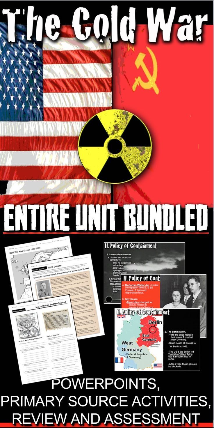 a discussion on the instigators of cold war Home teacher resources archives cold war europe and north america in the postwar years cold war discussion questions lesson 2 – origins of the cold war.