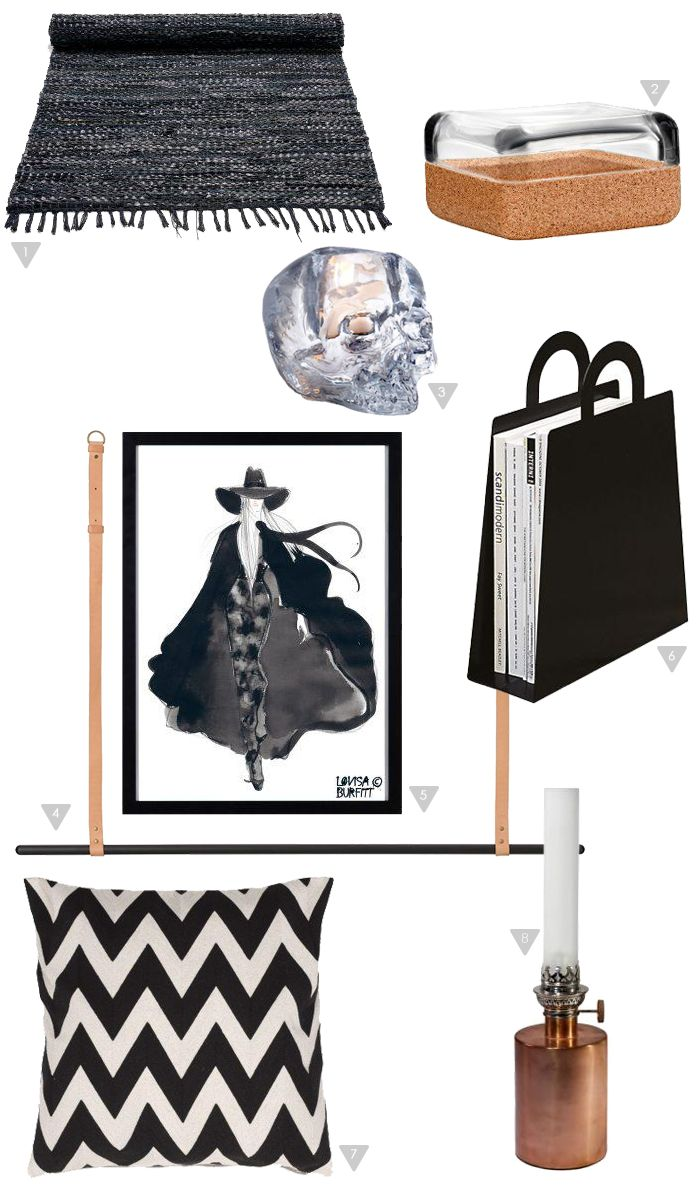 Friday Favorites_black and copper, Stylizimo Shop