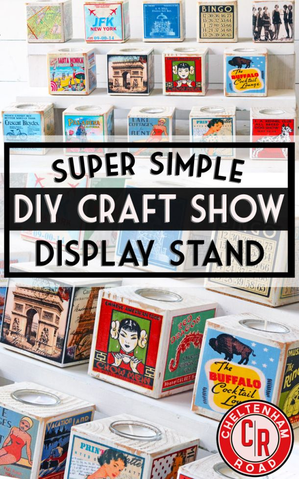 53 best craft show ideas and tips images on pinterest for Easy craft fair ideas