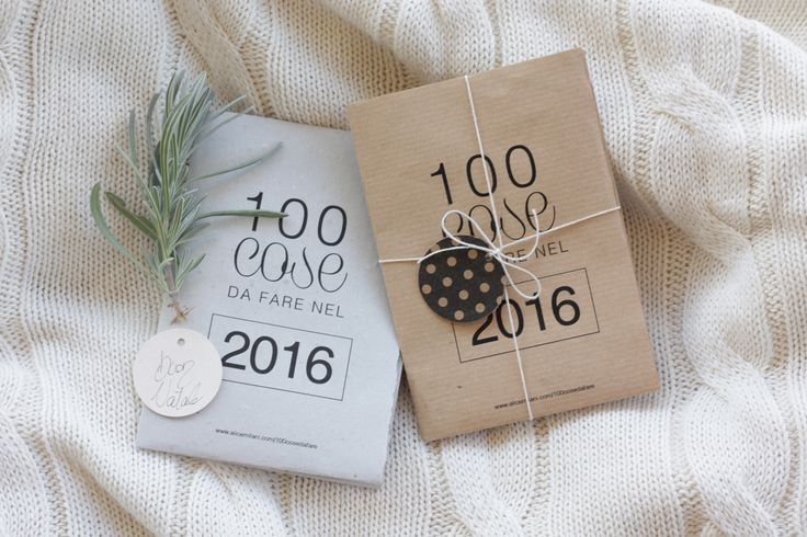 100 cosa da fare nel 2016 http://www.alicemilani.com/100cosedafare/