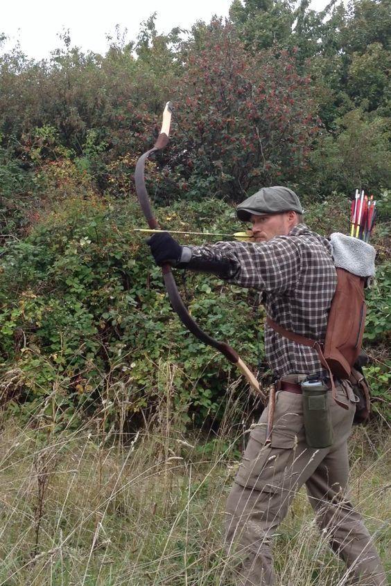 Bone Thumb Ring Archery