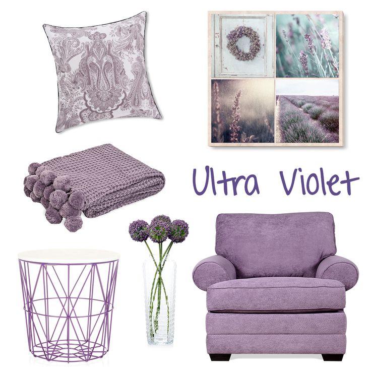 Culoarea Anului 2018 – Ultra Violet