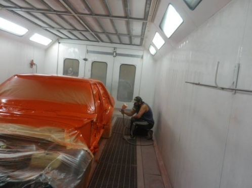 Car painting service in Bayswater