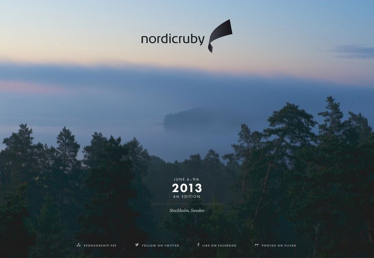 Nordic Ruby 2013