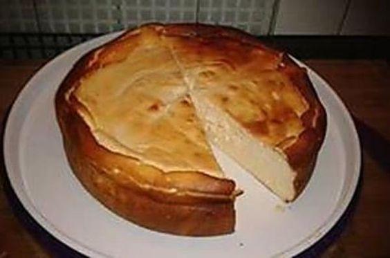 Omas Käsekuchen - mit oder ohne Boden