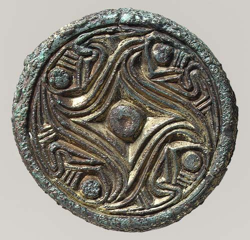 3rd Pin: The Vikings.  Question: After reading about the Vikings and viewing some of the examples of their work shown at the top of the page, how would you characterize their art if you had to describe it to someone else?