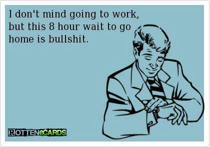 I don't mind going to work | Funny Memes - A Collection of Funny Memes Updated Daily