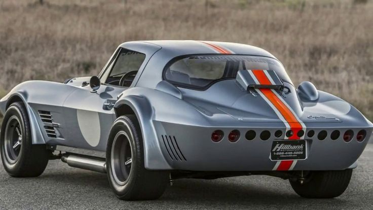 [WOW AMAZING ..!!!] The Superformance Corvette Grand Sport is Modern His...