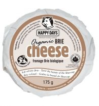 Organic Brie | Happy Goat Dairy