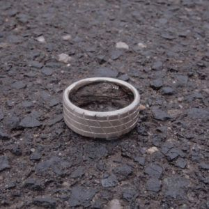 10 best silver promise rings for men images on pinterest
