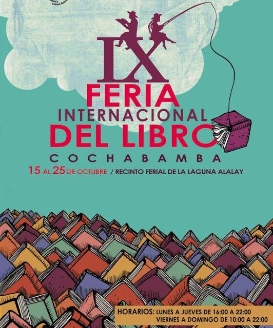 #CCNA #Bolivia: #Cochabamba: Guías CCNA en la #Feria Internacional del libro