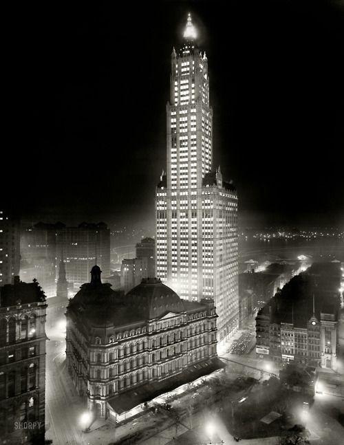 Manhattan 1913