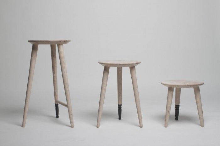 Objects of Design #287: Milk Stools by Ellen Thomas - Mad About The House