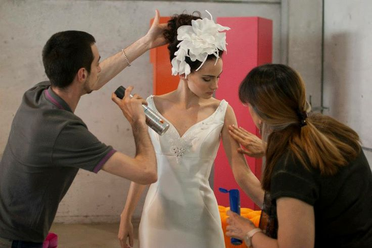 Backstage Pastore Bridal P/E 2015