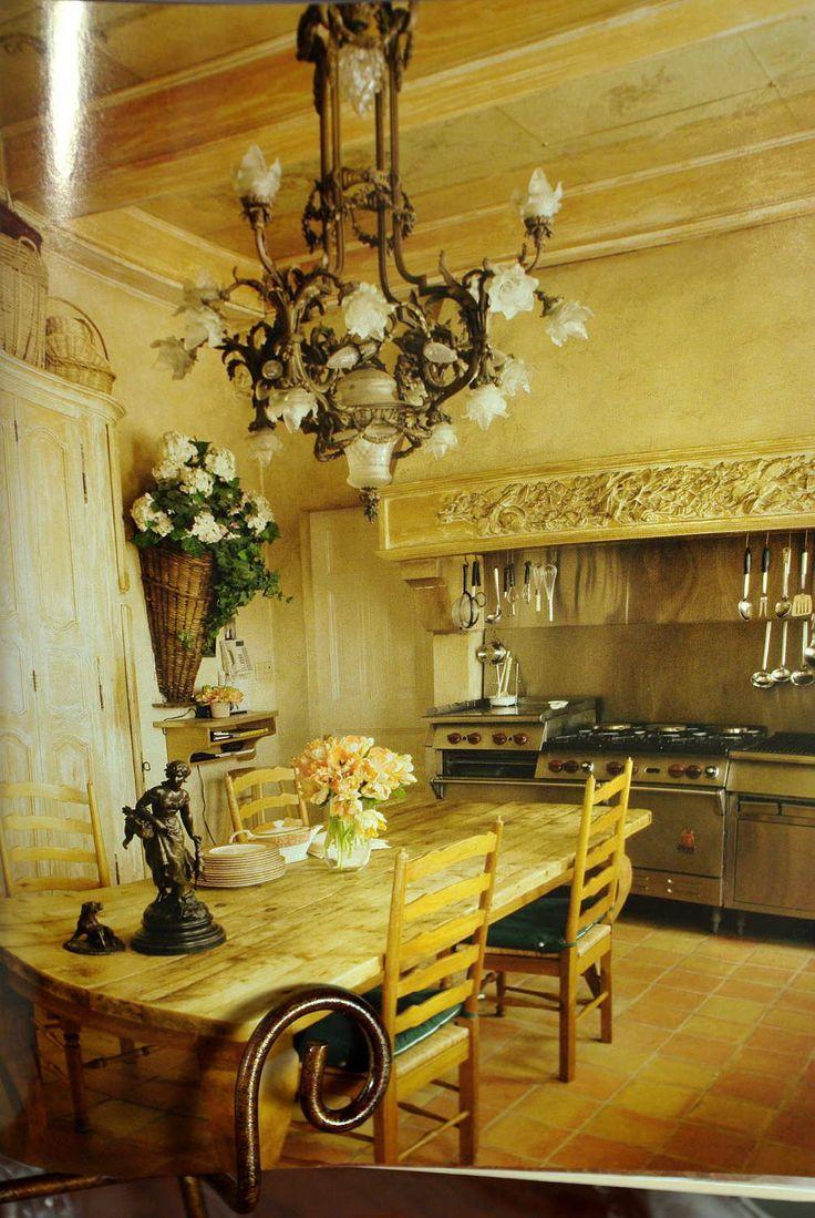 1000 ideas about romantic kitchen on pinterest dream for Romantic kitchen designs