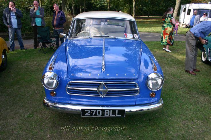 Vintage rally Widnes
