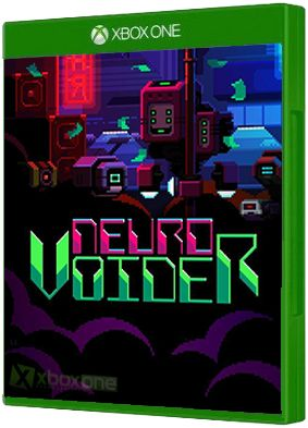 NeuroVoider is a twin-stick shooter RPG set in a cyber futuristic world about brains shooting around evil robots with nuclear rocket launchers.