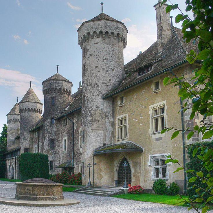 Château de Ripaille 74200 Thonon les Bains