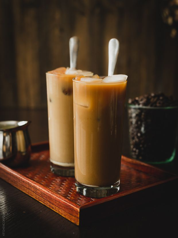 Homemade Thai Iced Coffee | Kitchen Confidante