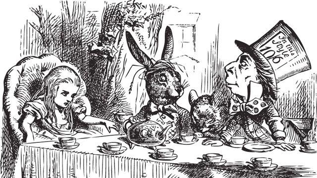 今年はルイス・キャロルの名作「不思議の国のアリス」初出版から150周年です。...