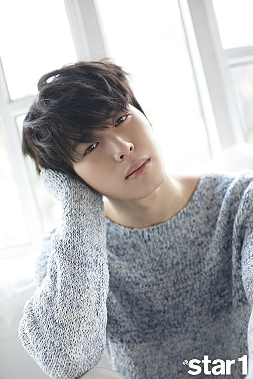 Hong Bin - @ Star1 Magazine May Issue '15